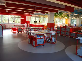Labs of Henkel's Forscherwelt
