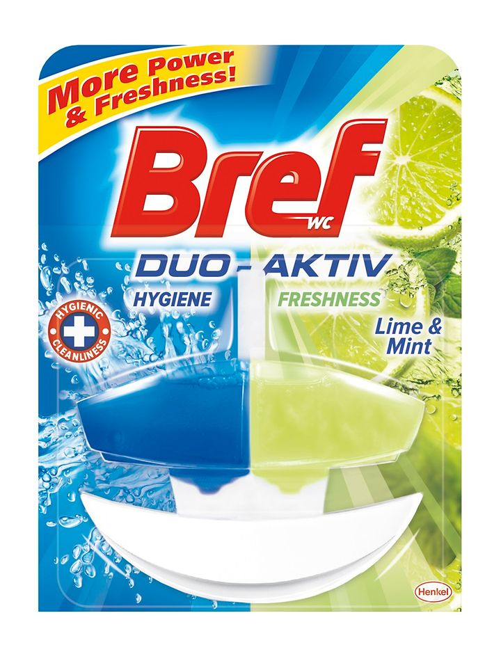 Bref Duo-Aktiv Lime & Mint