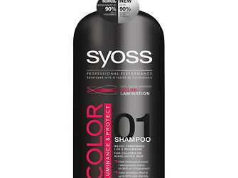 Szampon Syoss Color Luminance & Protect