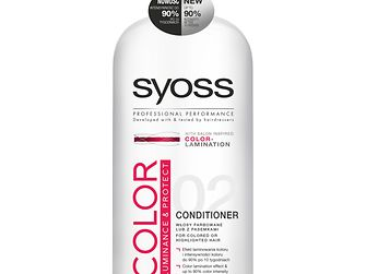 Conditioner Syoss Color Luminance & Protect